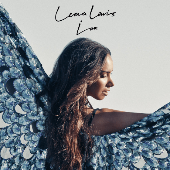 Leona Lewis I Am cover