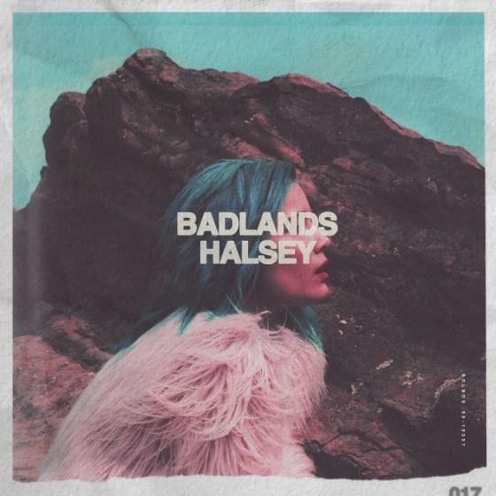 Halsey Badlands zip