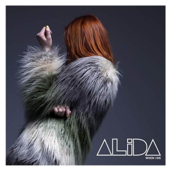 Alida When I Die cover