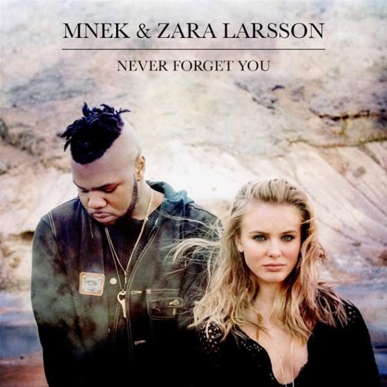 Zara Larsson Mnek Never Forget You