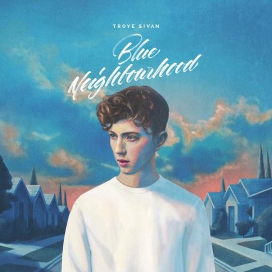 Troye Sivan Blue Neighbourhood cover