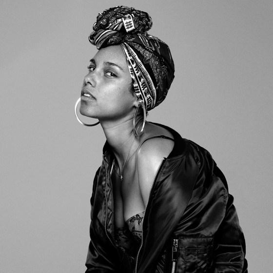 Alicia Keys In Common