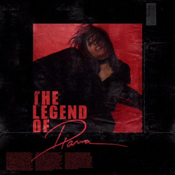 Diana Gordon The Legend Of