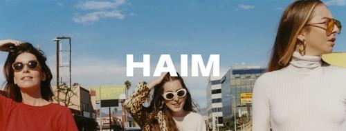 Haim Right Now