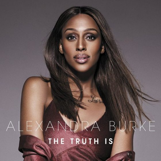 alexandra burke the truth is
