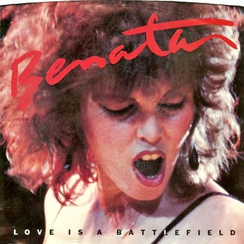pat benatar love is a battlefield