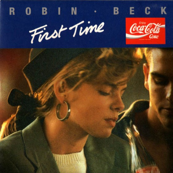 robin beck first time