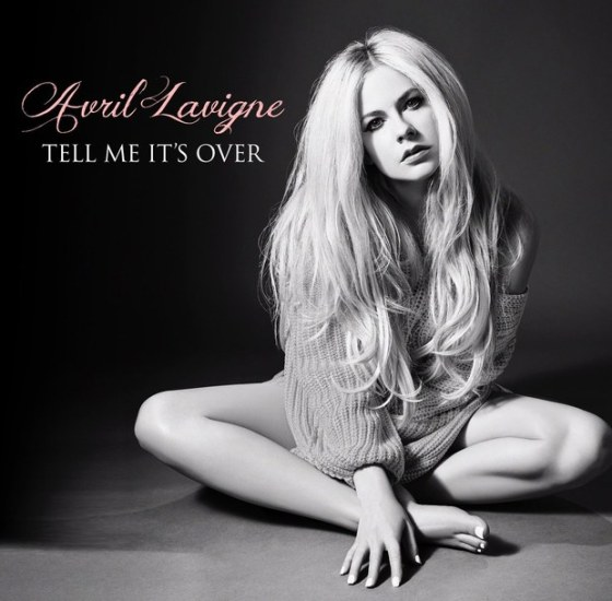 avril lavigne tell me its over