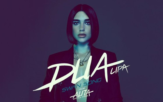 dua lipa swan song