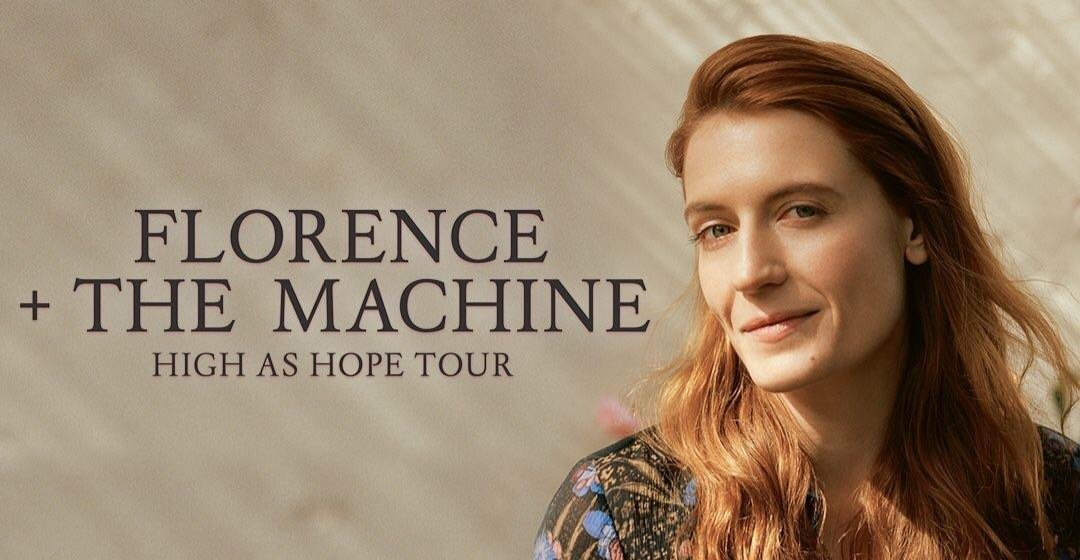 Concert Review: Florence + the Machine - High As Hope Tour at Ahoy, Rotterdam