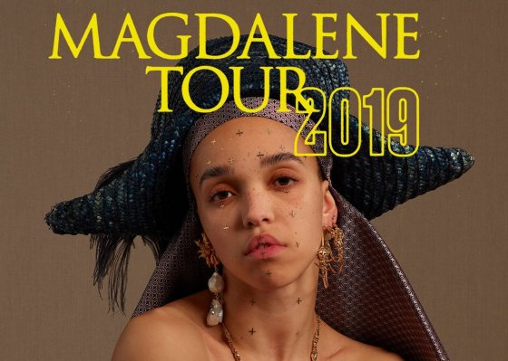 Concert Review Fka Twigs Magdalene Tour At Carre