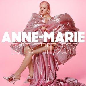 anne-marie birthday