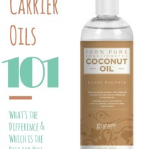 Learn all the amazing benefits of carrier oils. Can be used with essential oils or alone for their own individual benefits. www.abitofsimplicity.com