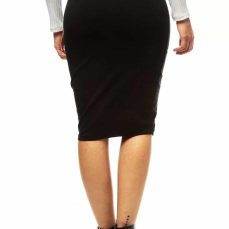 Falda negra  Falda tubo  Falda larga  Falda pegada