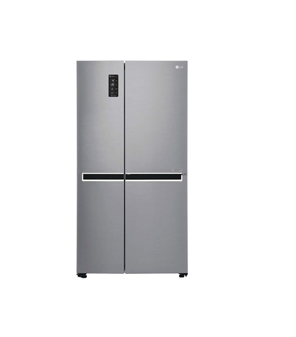 LG 687Liters Side by Side Refrigerator