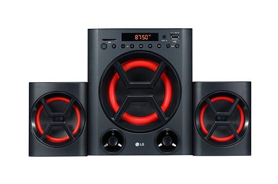 LG Audio XBOOM 72B