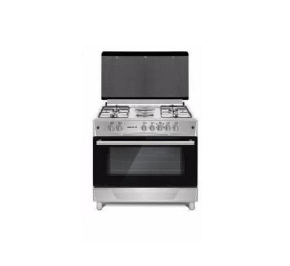 Maxi Gas Cooker 60*90 IGL 4+2 Black Gray