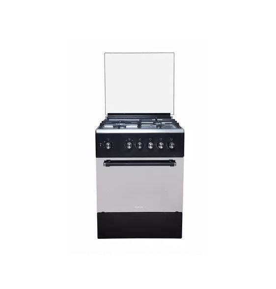 Maxi TR 6060 (3+1) Inox Black Cooker