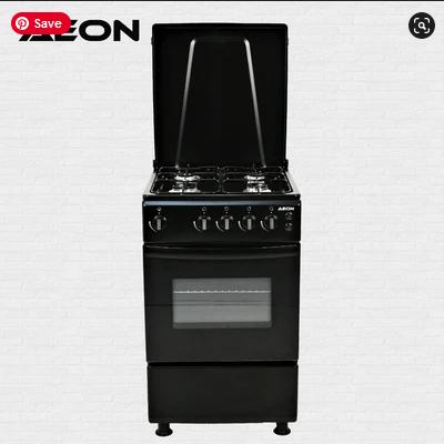 Aeon Gas Cooker 50×50 4 Gas Burners