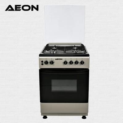 Aeon Gas Cooker 60×60 4 Gas 2 Burner