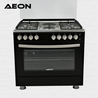 Aeon Gas Gooker 90×60 4 Gas + 2 Hot PLate