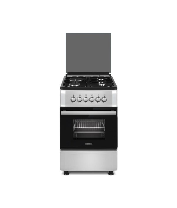 Bruhm 3gas + 1electric Burner Gas Cooker With Oven & Grill