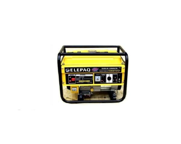 Elepaq Constant 1.5KVA Manual Start Generator SV2500 100% Copper