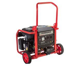 Firman 3.2Kva Generator ECO3990ES With Key Starter