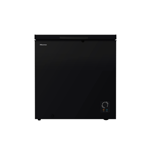 Hisense 189 Liters Chest Freezer Black