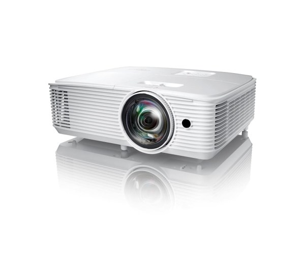 Optoma W400 4000Lumens 3D Ready DLP Projector