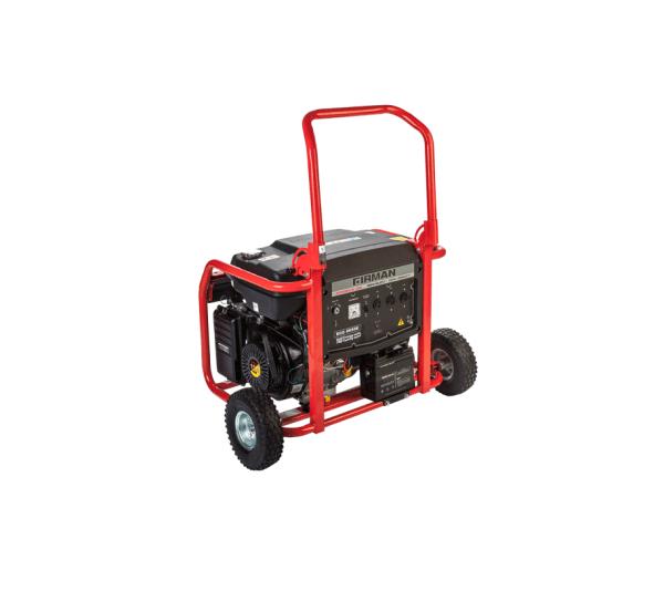 Firman 8.6KVA Generator Key Start Generator ECO8990ES