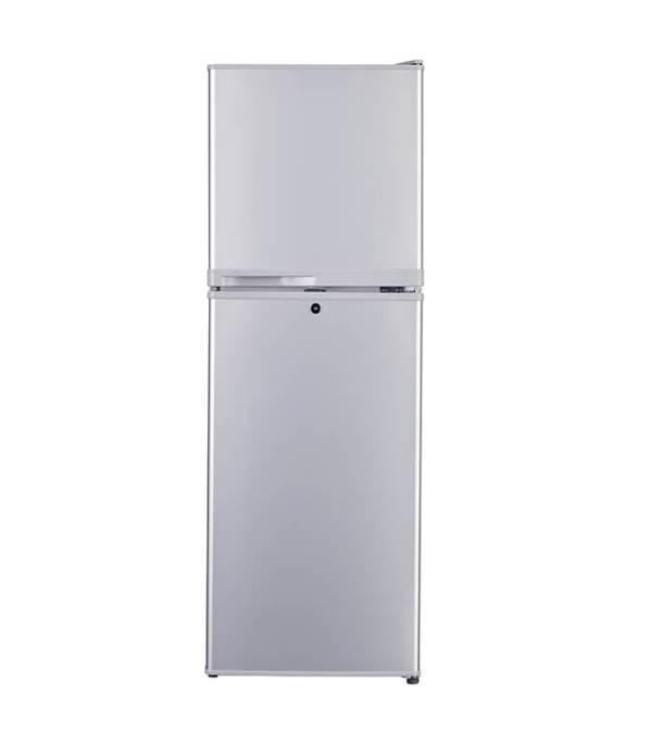 Haier Thermocool HRF-160EX SLV Double Door Refrigerator R6