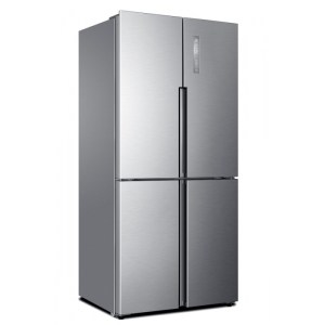 Haier Thermocool Four Door Frost Free Refrigerator HTF-610DM7(UK) R6