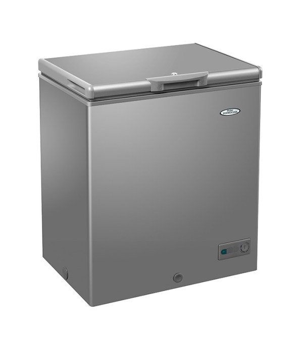 Haier Thermocool 150 Liters Chest Freezer | HTF-150HAS R6 SLV