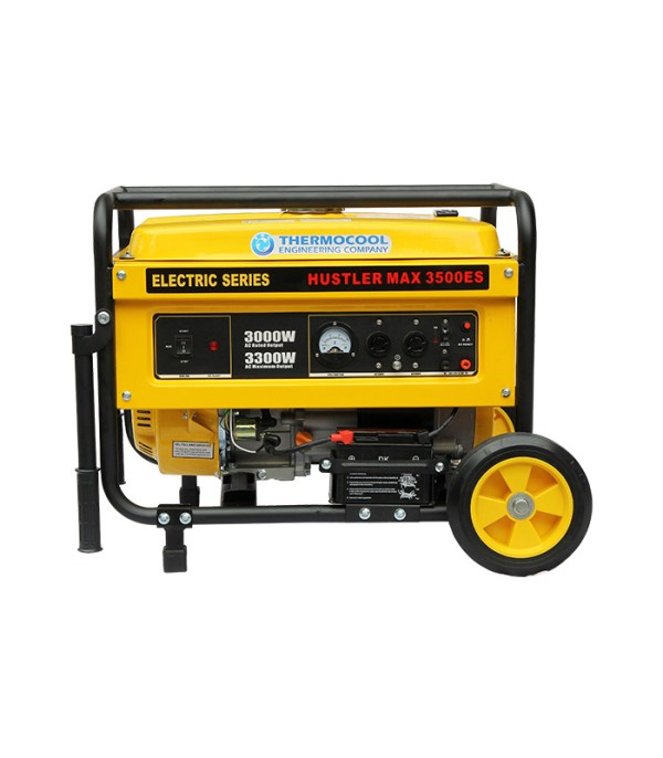Haier Thermocool Generator Hustler 3500ES 3.75KVA 3KW