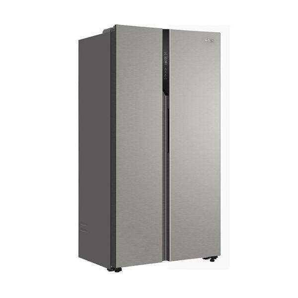 Haier Thermocool SXS HRF-540SG6 R6 Silver (Inverter SBS) Refrigerator