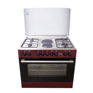 Haier Thermocool Standing Gas Cooker 904G2E