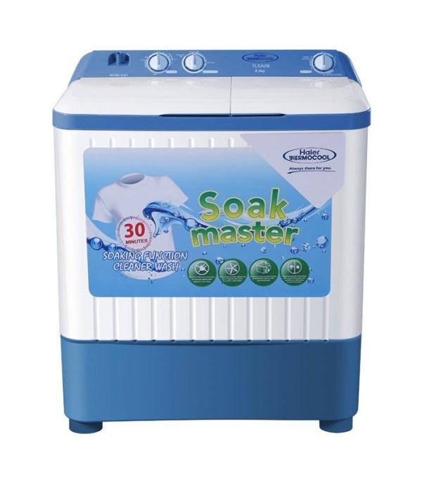 Haier Thermocool Washing Machine 8KG TLSA08