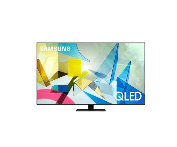 Samsung – 65″ Class Q80T Series QLED 4K UHD Smart Tizen TV