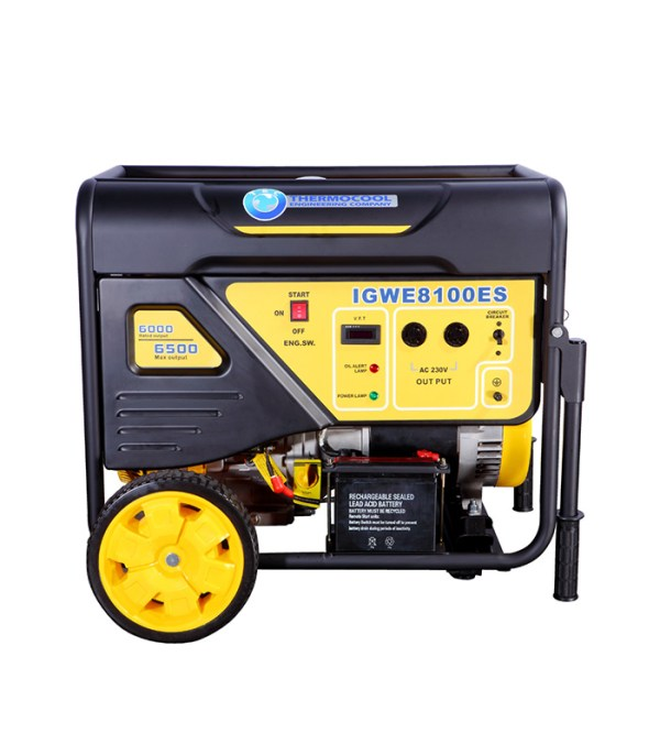 Haier Thermocool Generator 8100ES 7.5KVA