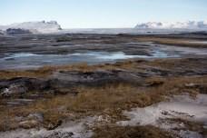 Gletscher aus dem Vatnajökull