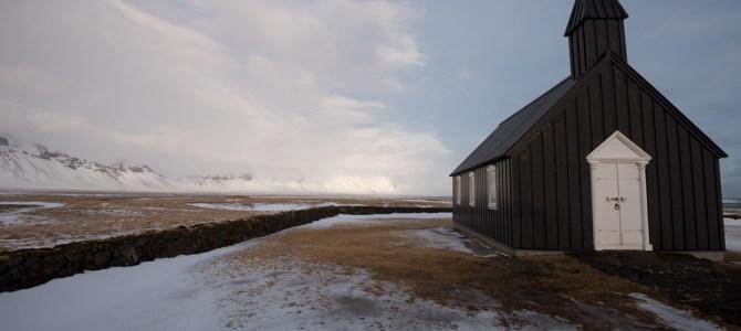 Ein voller Tag bei Búðir