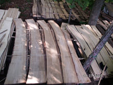 A Black Locust Connection  Furniture and Decking