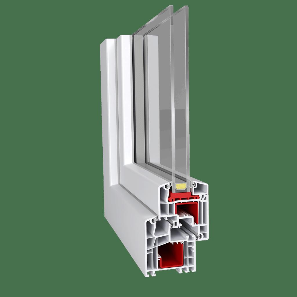 ideal 5000 műanyag ablak