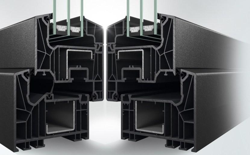 SCHÜCO LIVING SI82 AS és MD modellek 2017