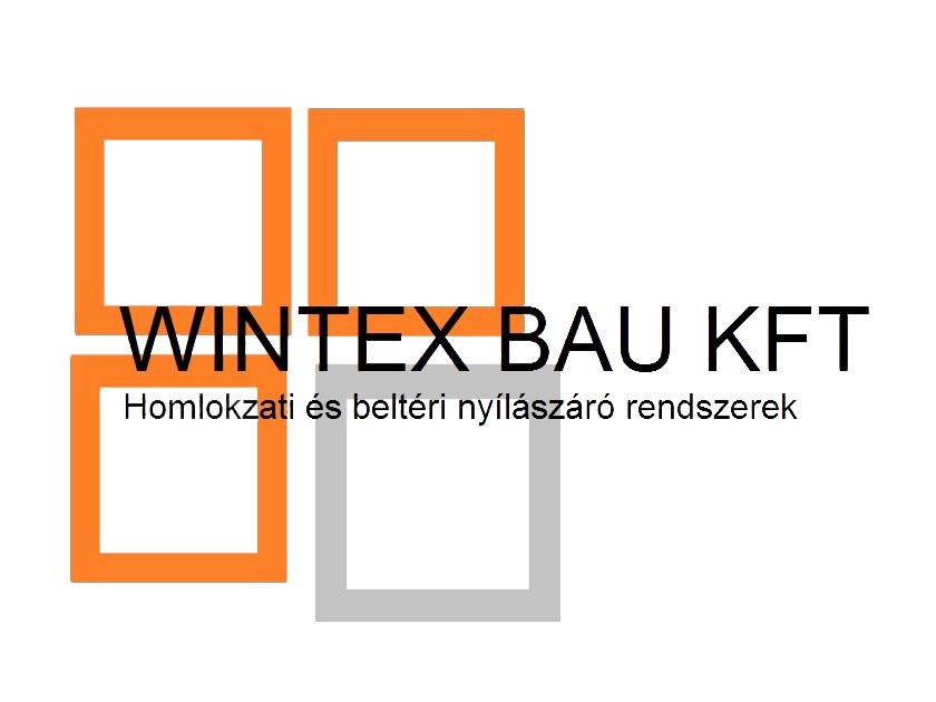 Wintex Bau Kt - Műanyag ablak, Műanyag nyílászáró forgalmazás