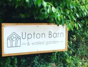 Upton Barn Sign