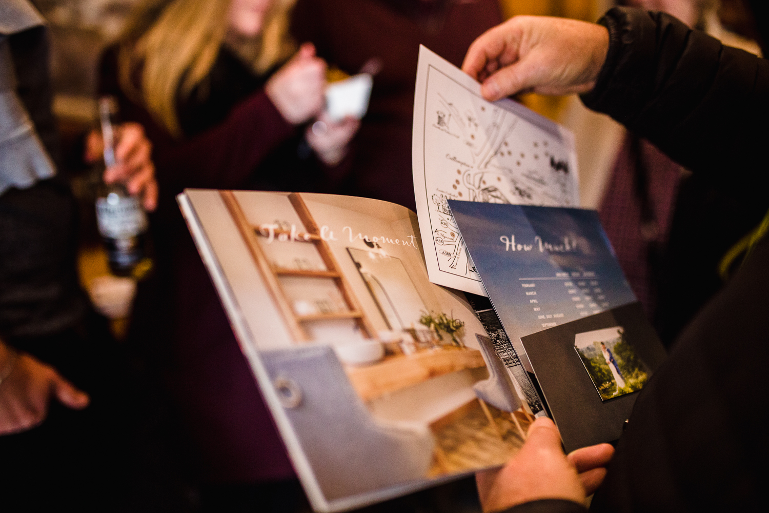 Close Up Upton Barn Brochure
