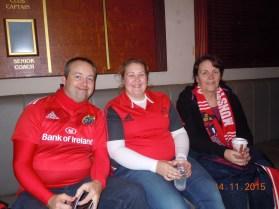 Henry, Elaine & Jean