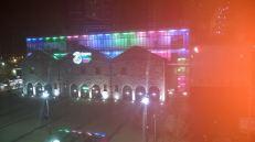 3 Arena at night